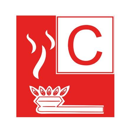 Brandklasse C