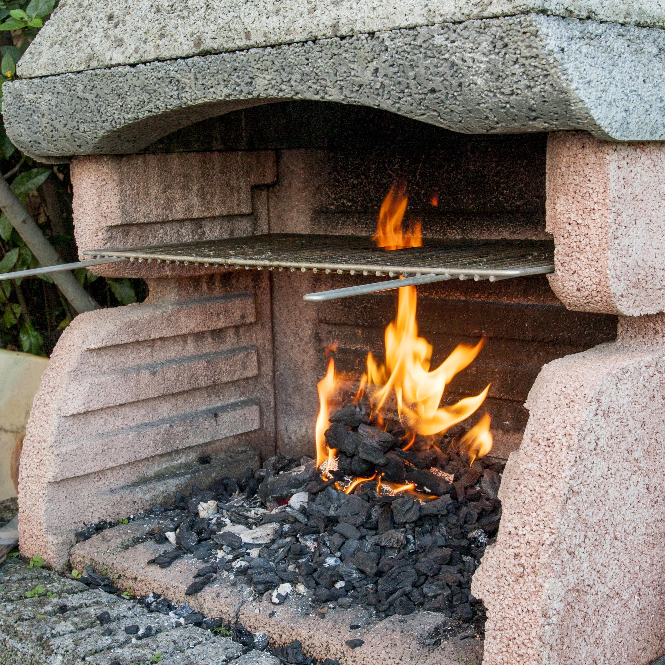 Brandschutz für Feuerstellen